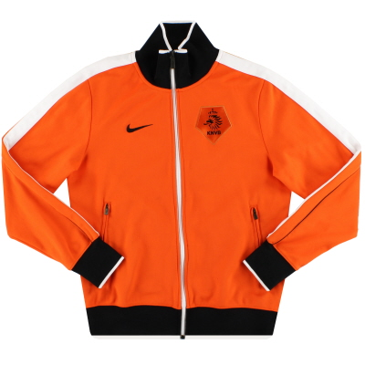 2010-11 Holland Nike N98 Track Jacket S