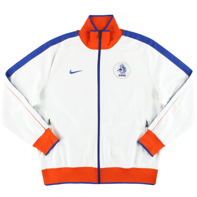 2010-11 Holland Nike Track Jacket XL
