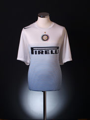 2010-11 Inter Milan Training Shirt XL