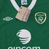 2010-11 Ireland Home Shirt *BNIB* L