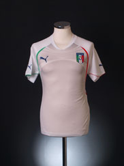 2010-11 Italy Training Shirt *BNWT* S