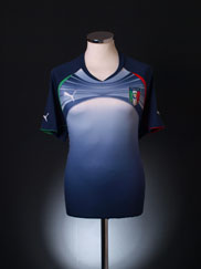2010-11 Italy Training Shirt L