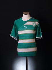 2010-11 Ivory Coast Away Shirt XL