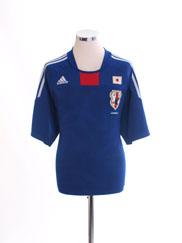 2010-11 Japan Home Shirt L