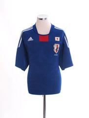 2010-11 Japan Home Shirt M