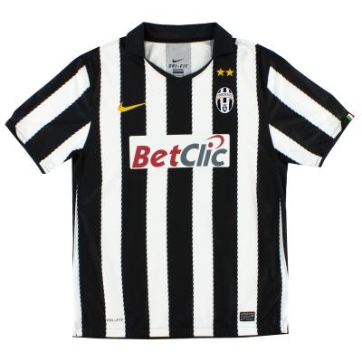 2010-11 Juventus Nike Home Shirt XL.Boys