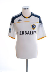 2010-11 LA Galaxy Home Shirt S