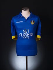 2010-11 Leeds Away Shirt L
