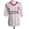 2010-11 Liverpool Away Shirt Gerrard #8 L