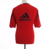2010-11 Liverpool Formotion Training Shirt XL