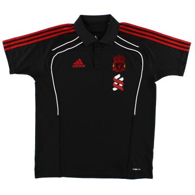 2010-11 Liverpool Polo Shirt L