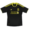 2010-11 Liverpool Third Shirt Carroll #9 XL