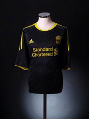 2010-11 Liverpool Third Shirt M