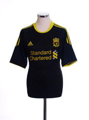 2010-11 Liverpool Third Shirt M