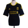 2010-11 Liverpool Third Shirt Meireles #4 L