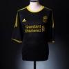 2010-11 Liverpool Third Shirt Torres #9 L