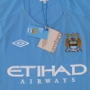 2010-11 Manchester City Home Shirt XL