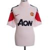 2010-11 Manchester United Away Shirt Chicharito #14 M