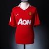 2010-11 Manchester United Home Shirt Chicharito #14 M