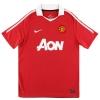 2010-11 Manchester United Nike Home Shirt Rooney #10 XXL