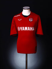 2010-11 Muangthong United Home Shirt *As new* XL