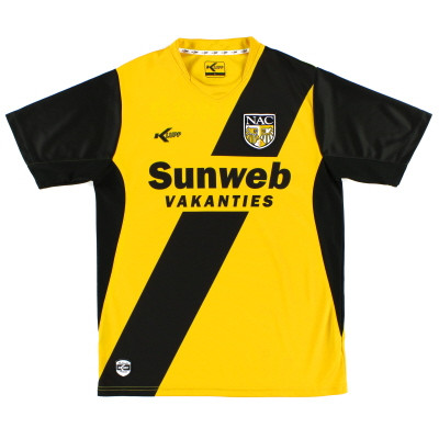 2010-11 NAC Breda Home Shirt L
