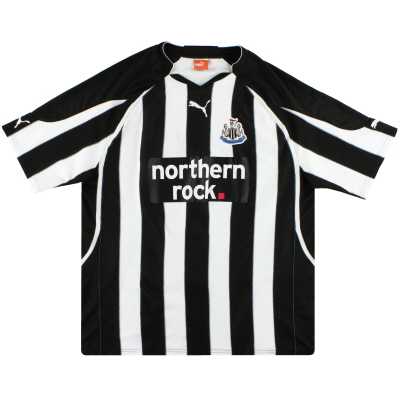 2010-11 Newcastle Puma Home Shirt XXL