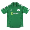 2010-11 Panathinaikos adidas CL Home Shirt Karagounis #26 *Mint* M