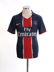 2010-11 Paris Saint-Germain Away Shirt S