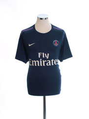 2010-11 Paris Saint-Germain Nike Training Shirt M