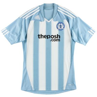2010-11 Peterborough adidas '50 Years' Third Shirt S