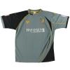 2010-11 Port Vale Vandanel Player Issue Away Shirt Green #20 XL
