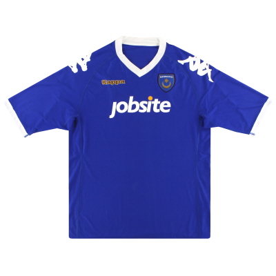 2010-11 Portsmouth Kappa Home Shirt XXL