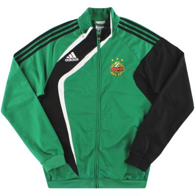 2010-11 Rapid Vienna adidas Track Jacket M