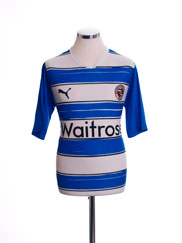 2010-11 Reading Home Shirt M