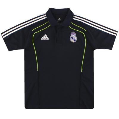 2010-11 Real Madrid adidas Polo Shirt M/L