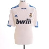 2010-11 Real Madrid Home Shirt Ozil #23 L
