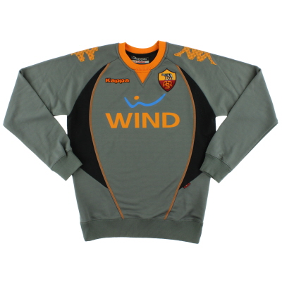 2010-11 Roma Kappa Training Jumper XL
