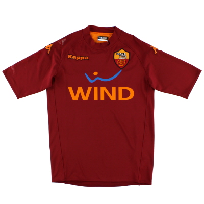 2010-11 Roma Kappa Training Shirt XS