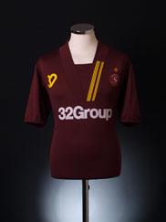 2010-11 Servette FC Home Shirt M