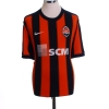 2010-11 Shakhtar Donetsk Player Issue Shirt Fernandinho #7