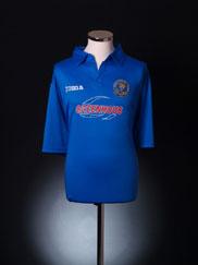 2010-11 Shrewsbury '125th Years' Home Shirt *As new* XXXL