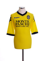 2010-11 Siena Goalkeeper Shirt L