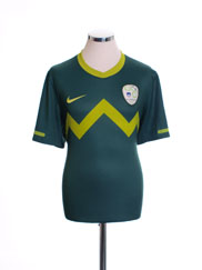 2010-11 Slovenia Away Shirt L