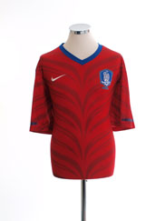 2010-11 South Korea Home Shirt XXL