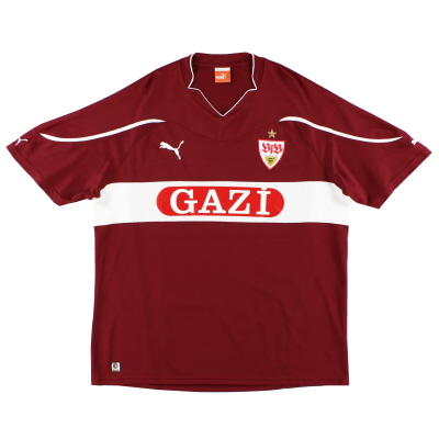 2010-11 Stuttgart Third Shirt XL