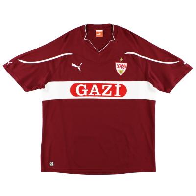 2010-11 Stuttgart Third Shirt XL