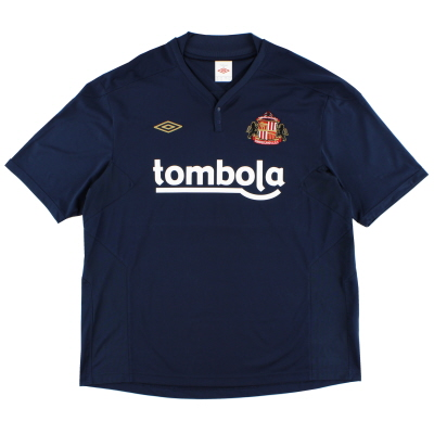 2010-11 Sunderland Training Shirt XXXL