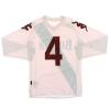 2010-11 Torino Away Shirt L/S #4 S