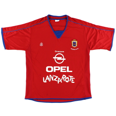 2010-11 UD Lanzarote Home Shirt M